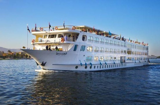 Nile Cruise for 4 days 3 Nights from...