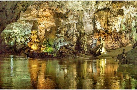 Hue: découvrez la grotte de Phong Nha