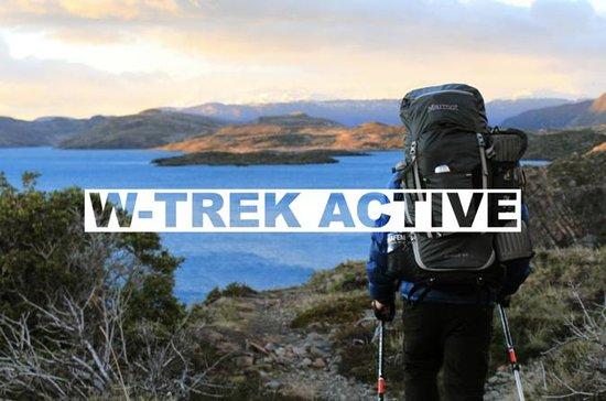 W-Trek: Active (Camping- no frills)