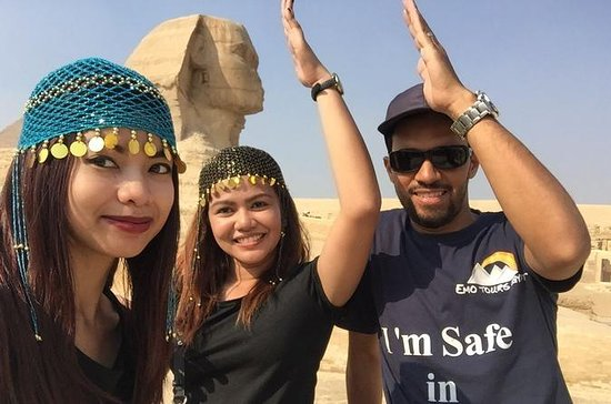 3 Days Private Guided Cairo Tour...