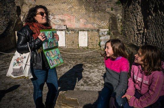 Pompeji Private Tour für Familien aus...