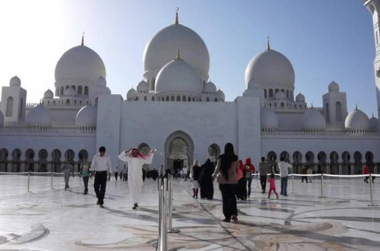 Private Abu Dhabi Day Tour From Ras...