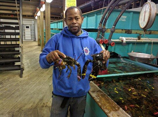 Best Lobster ever!