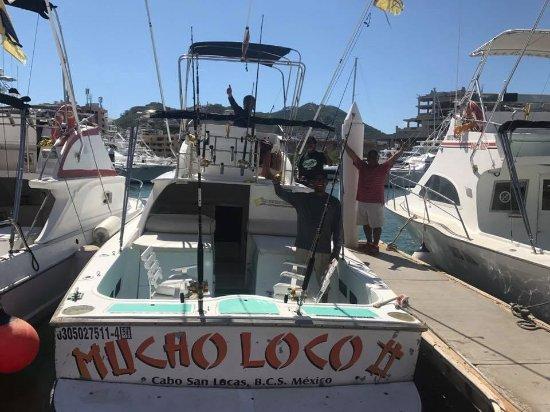 aansluiten Cabo Sportfishing