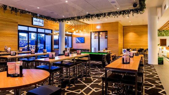 Marcoola, أستراليا: Our newly renovated Bar & Beergarden