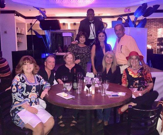 Wellington, FL: Wonderful evening with friends
