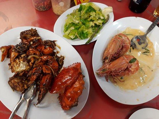 Welcome Seafood Restaurant Malaysia