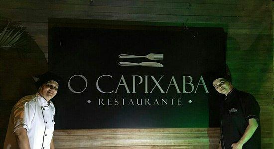 Guaira, PR: Restaurante O Capixaba