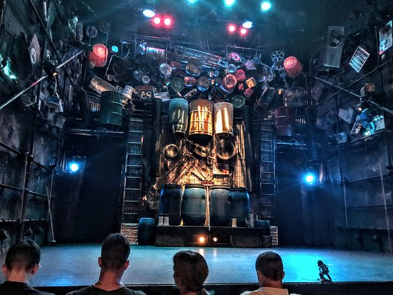 Stomp: Stage