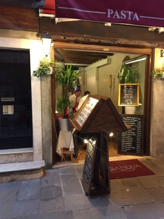 photo2 jpg - Picture of Trattoria Casanova, Venice - TripAdvisor