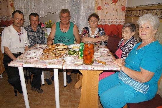 Jewish Autonomous Oblast, Russland: в гостях у Садовской Гали