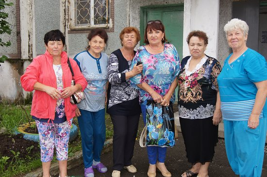 Jewish Autonomous Oblast, Russia: у крыльца