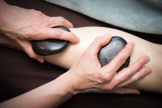 Manzanita, Орегон: Hot Stone Massage