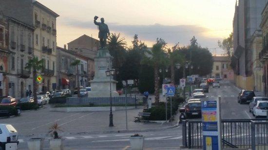 Giulianova, Italië: Monumento a Vittorio Emanuele II
