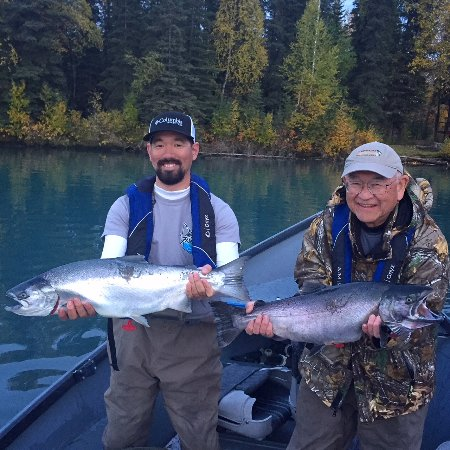 Drifter's Lodge: Unforgettable father/son trip. If you and a fishing buddy have thought about going, do it!!!