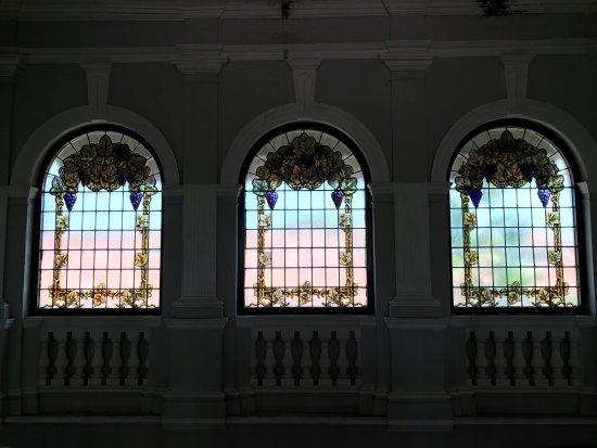 Richmond Castle: From inside