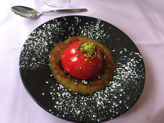 Wezembeek-Oppem, Belgium: Dessert