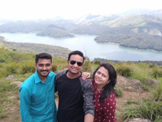 Ramakkalmedu, Hindistan: Kalvari mount with Vinayak