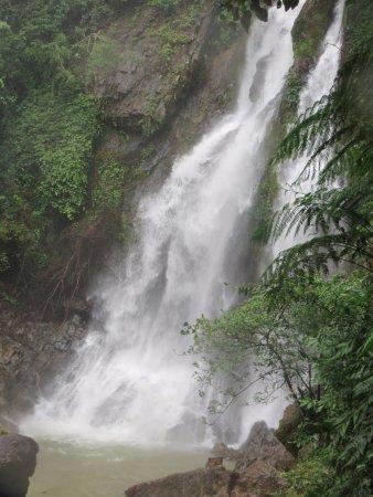 Phang Nga, تايلاند: la cascade