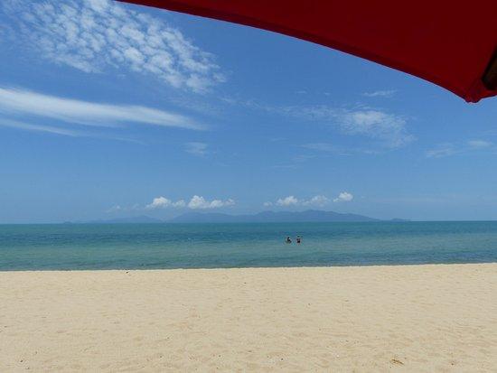 Hacienda Beach Resort: L'ile de Koh Phangan
