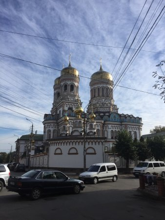 Holy Vvedenskiy Nunnery
