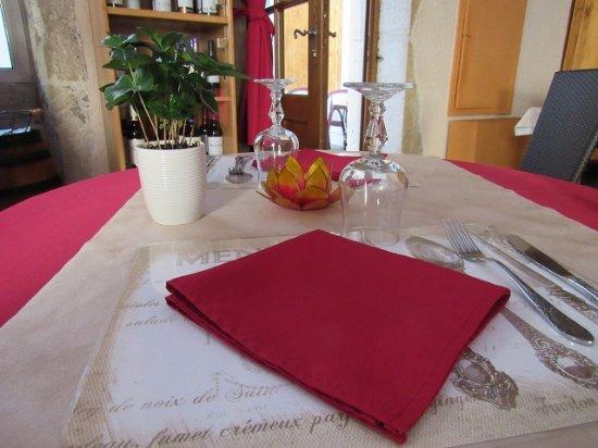 Belley, France: La Table Bugiste