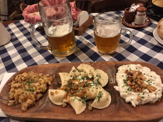 Entrantes t picos foto di slovak pub bratislava for Entrantes tipicos franceses