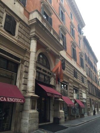 Lage 1A - Nähe Piazza Venezia und Forum Romanum