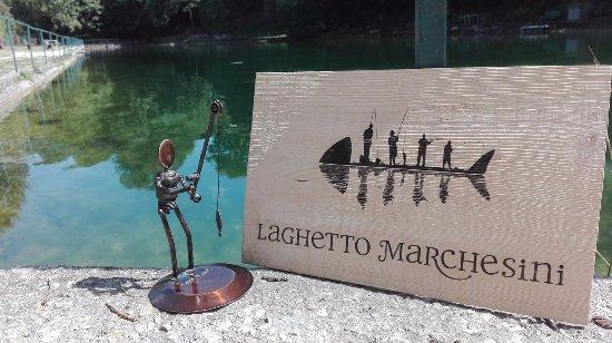 Valdagno, إيطاليا: Laghetto Marchesini
