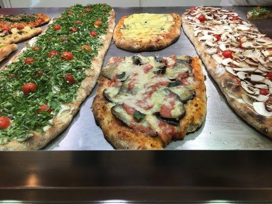 Pizzeria Federico Nansen: Pizze