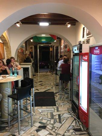 Pizzeria Federico Nansen: Interno del locale