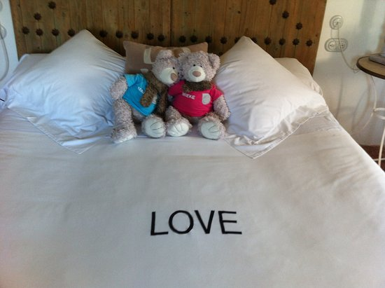 Regencos, Spanje: Max and Mieke loved staying at Can Casi ;-)