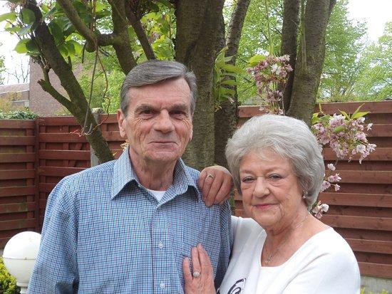 Вестерло, Бельгия: 50 jaar gehuwd