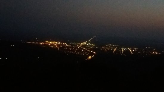 Louis Trichardt, Южная Африка: Night time view