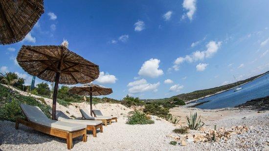 Rukavac, كرواتيا: Diamond Beach Rukavac