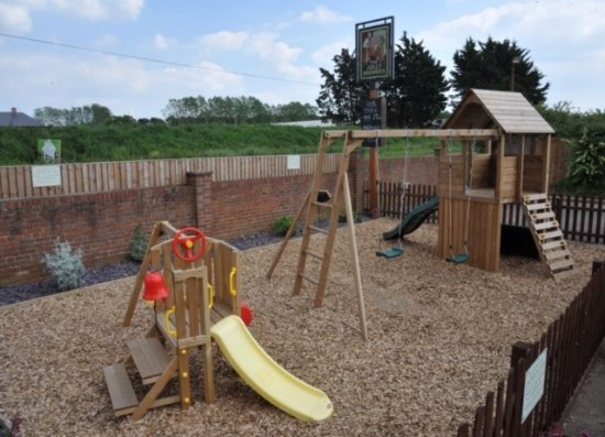 Shouldham, UK: Childrens Play Area