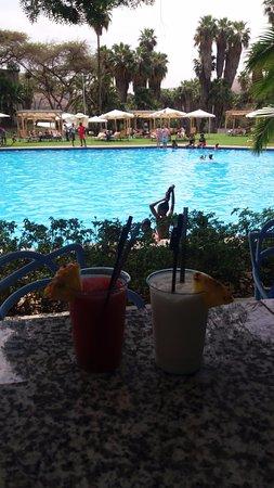 Cabanas, Sun City: Poolbar