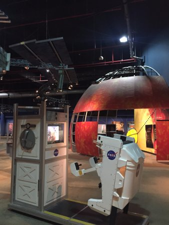 Scitech Technology Center: Astronomy