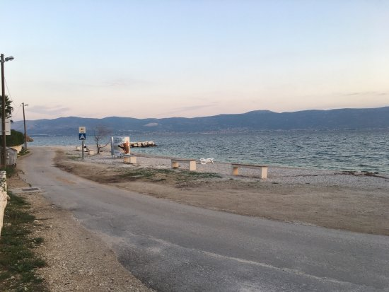 Slatine, Kroatië: Guesthouse Vakans