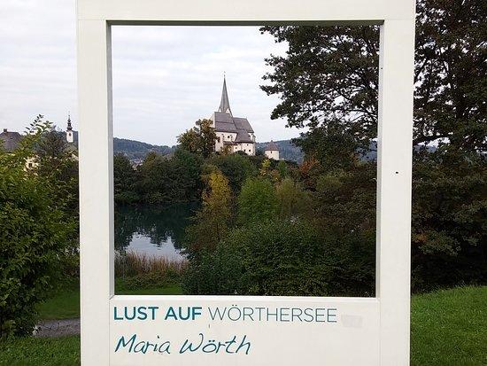 Wallfahrtskirche Maria Worth: ...Mach´ Dir ein Bild...