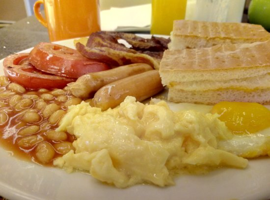 Four Points by Sheraton Shenzhen: breaky