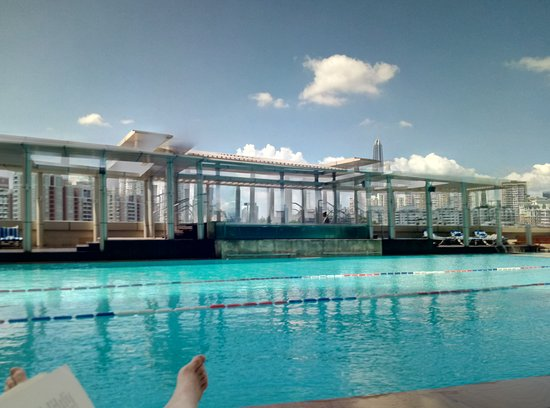 Four Points by Sheraton Shenzhen: decking