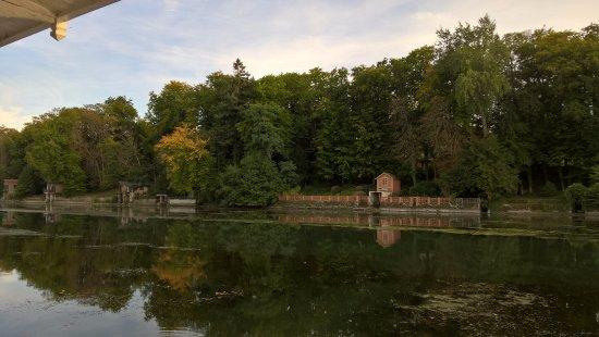 Оливе, Франция: Vue depuis la terrasse