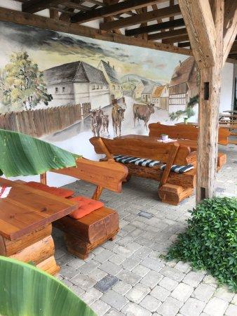 Tanne, Germany: Außenbereich