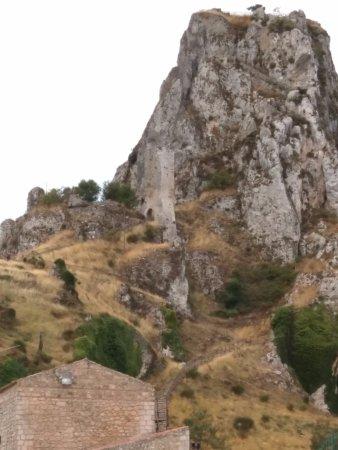 Caltabellotta, Italy: Castello