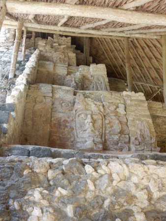 Quintana Roo, México: i mascheroni