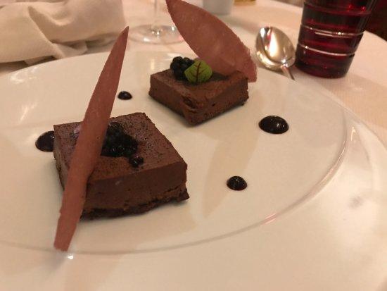 Vinay, Frankreich: Dessert