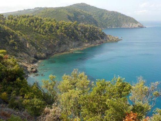 Ierápetra, Grecja: Aussicht vom Vorplatz