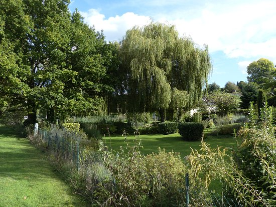 Vieux-Port, Francja: De tuintjes zijn gewoon pareltjes.