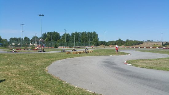 Karting Centar Motodrom Kula Picture Of Karting Centar Motodrom